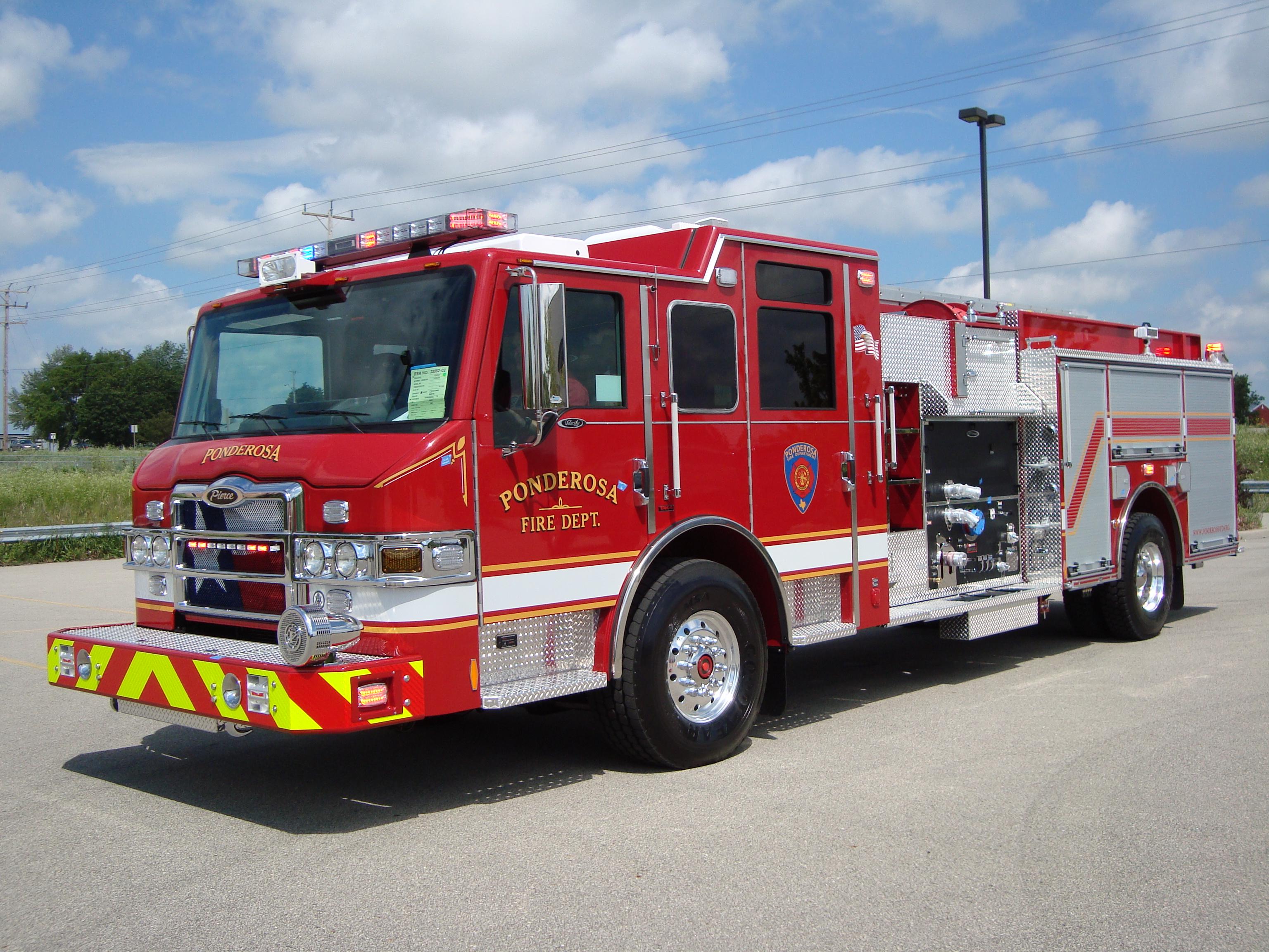 Vehicles   Pierce Fire Truck Truck Fire Truck Fire Engine Wallpaper 3072x2304