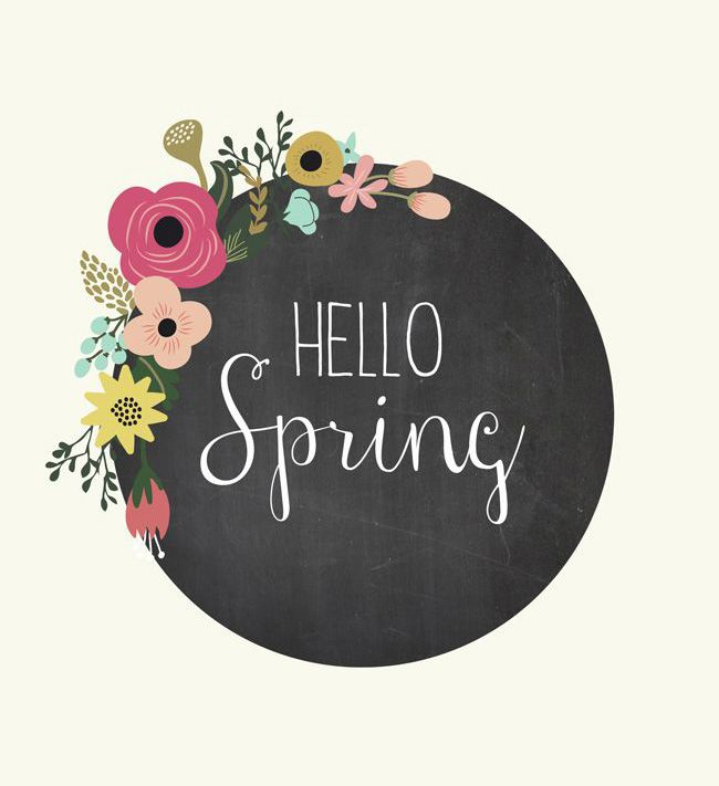 1000 ideas about Hello Spring Wallpaper 650x711