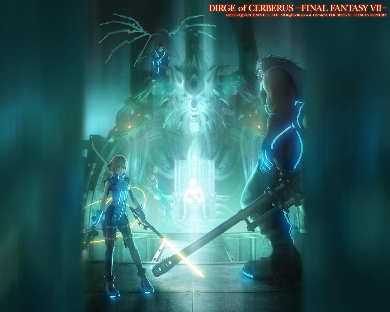 Final Fantasy VII Set 4   Final Fantasy Wallpaper 78723 1280x1024