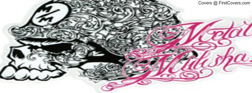 Girly Metal Mulisha Wallpaper