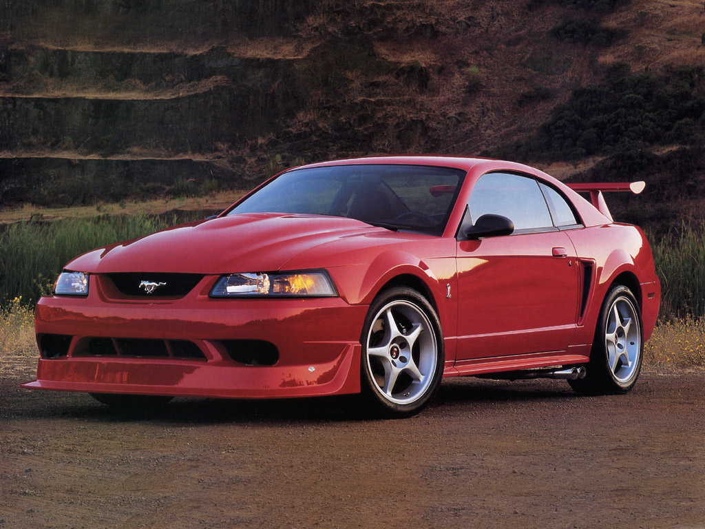 2000 Ford Mustang Cobra R 2 Heading to Auction   StangTV 1024x768