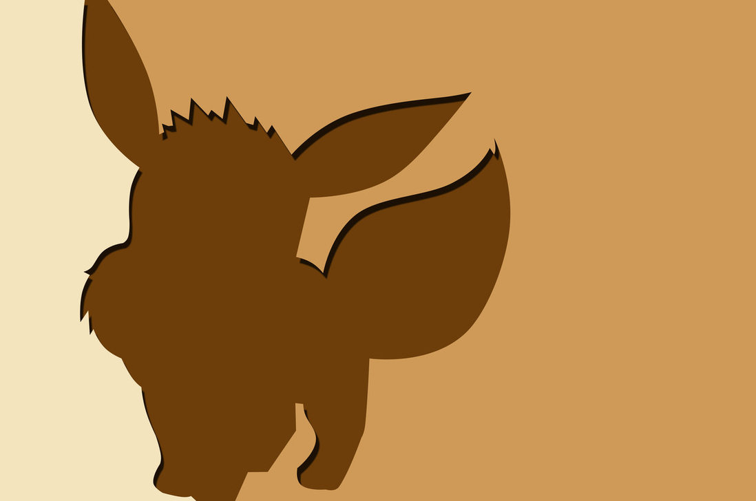Eevee Whose That Pokemon wallpaper by jhr921 1098x728