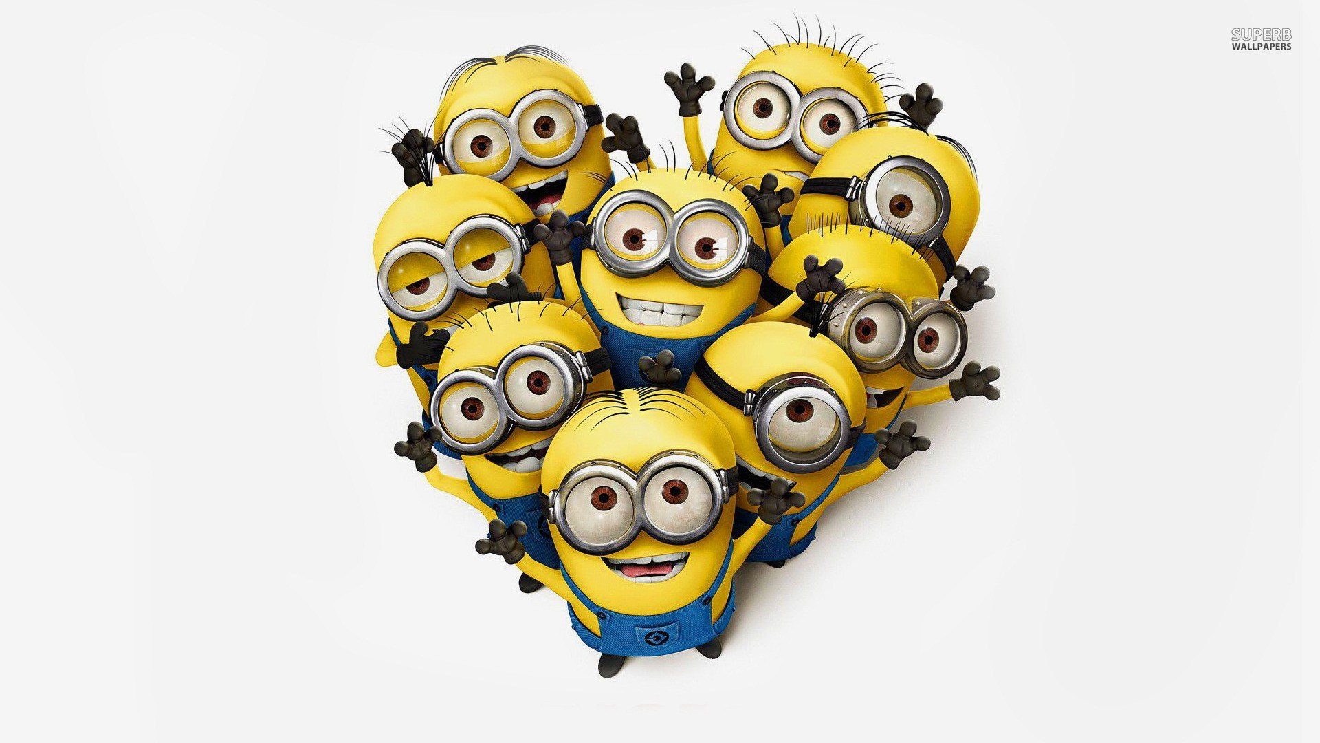 cute minions wallpaper hd for desktop
