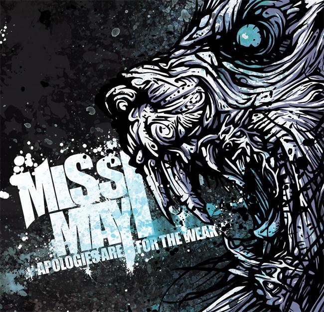Miss May I Wallpaper   Miss May I Photo 31055463 650x625