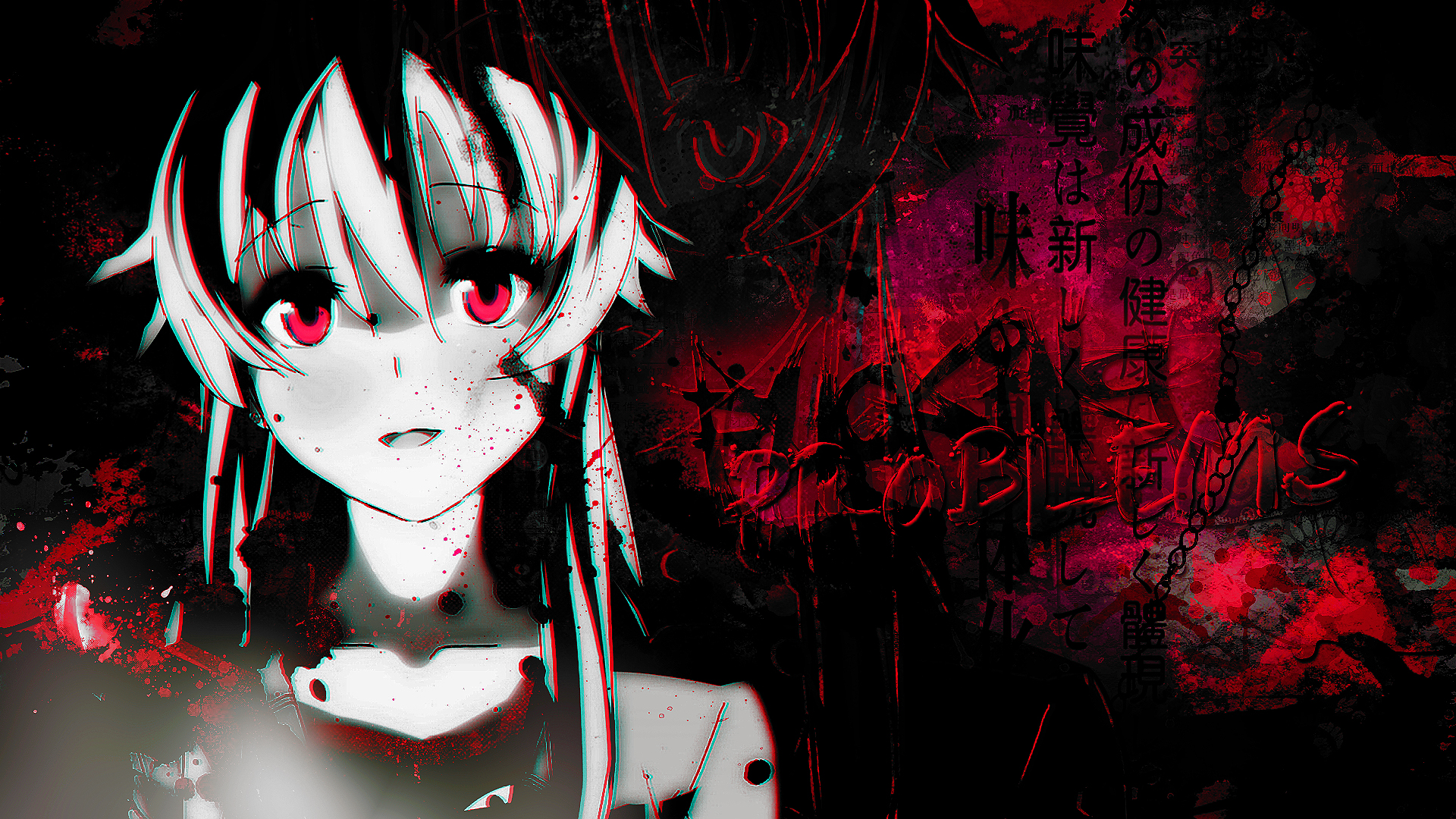 Unduh 4400 Wallpaper Anime Psikopat Hd HD Paling Keren