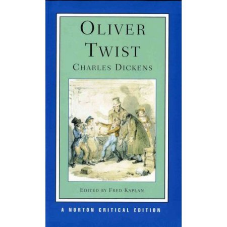 Oliver Twist Authoritative Text Backgrounds and Sources 450x450