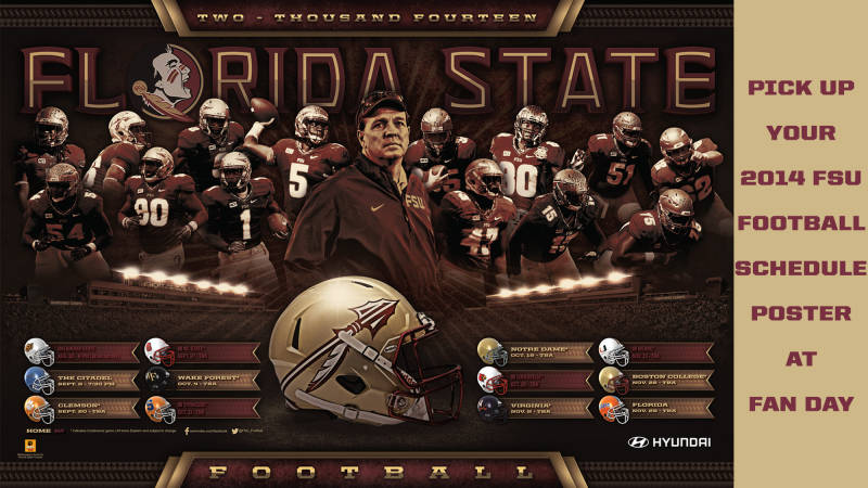 2014 FSU Football Fan Day Information   Florida State Seminoles 800x450