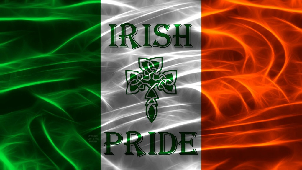 Irish Pride Wallpaper  WallpaperSafari