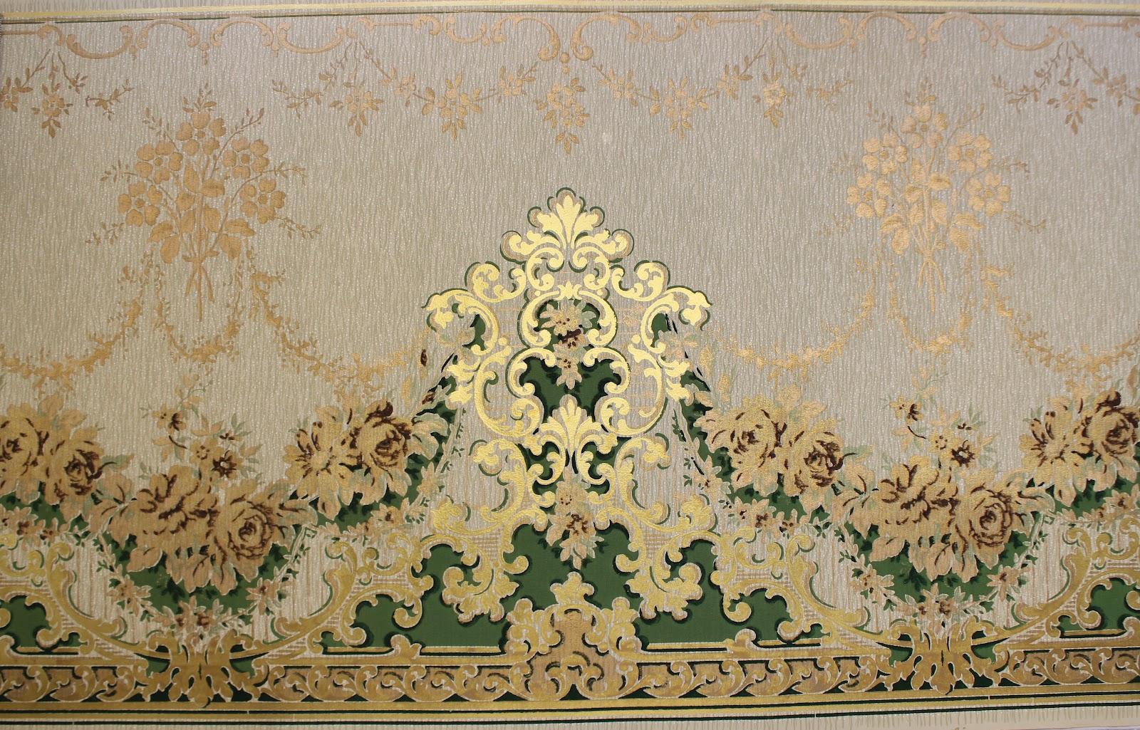 44 Antique Style Wallpaper On Wallpapersafari