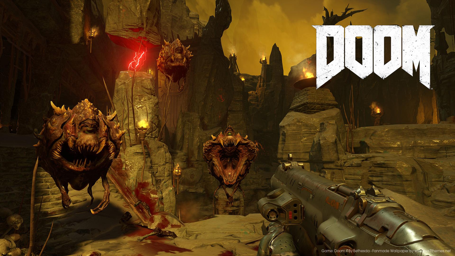 Free Download Download Doom 4 Wallpaper 3 1920x1080 For