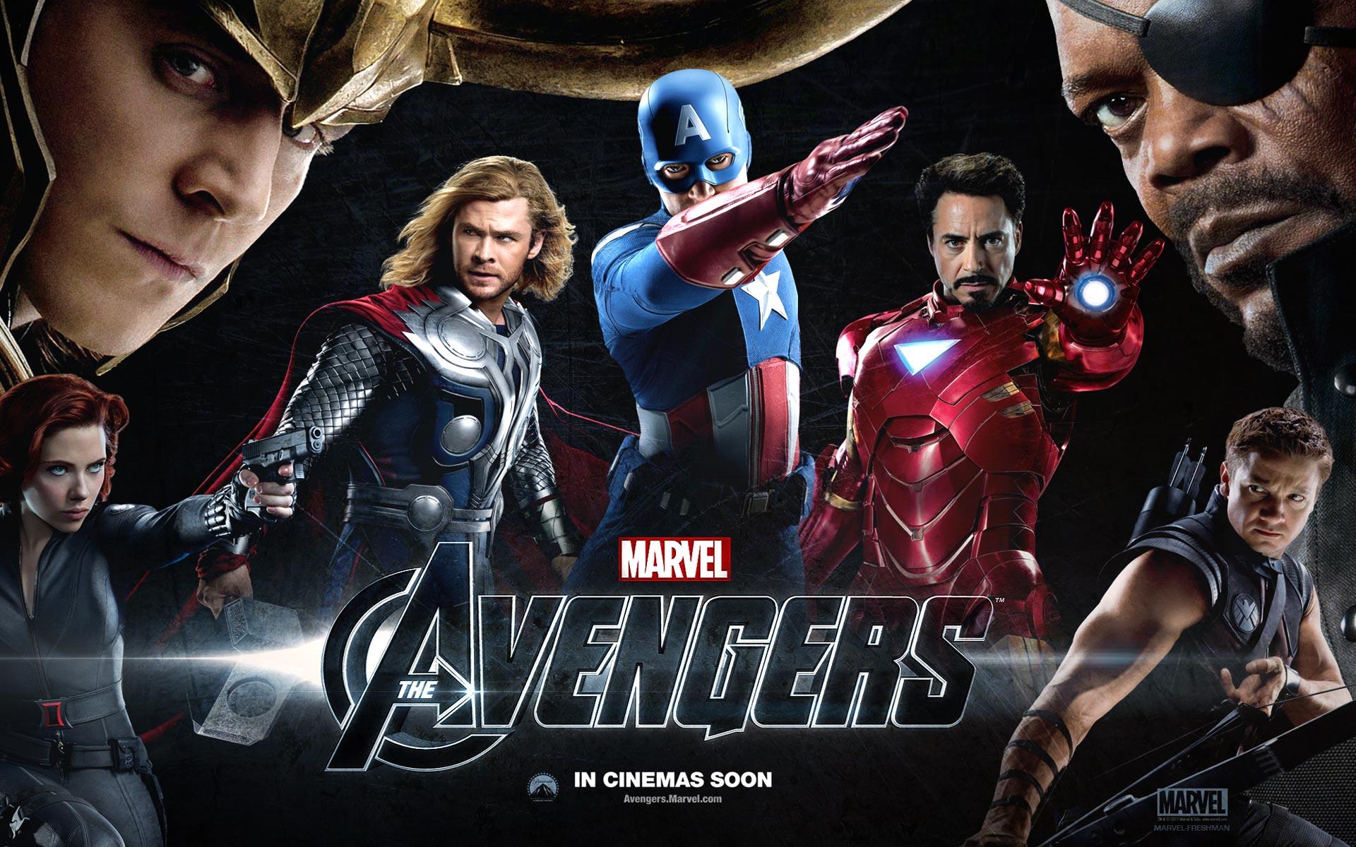 The Avengers   The Avengers Wallpaper 30878590 1920x1200