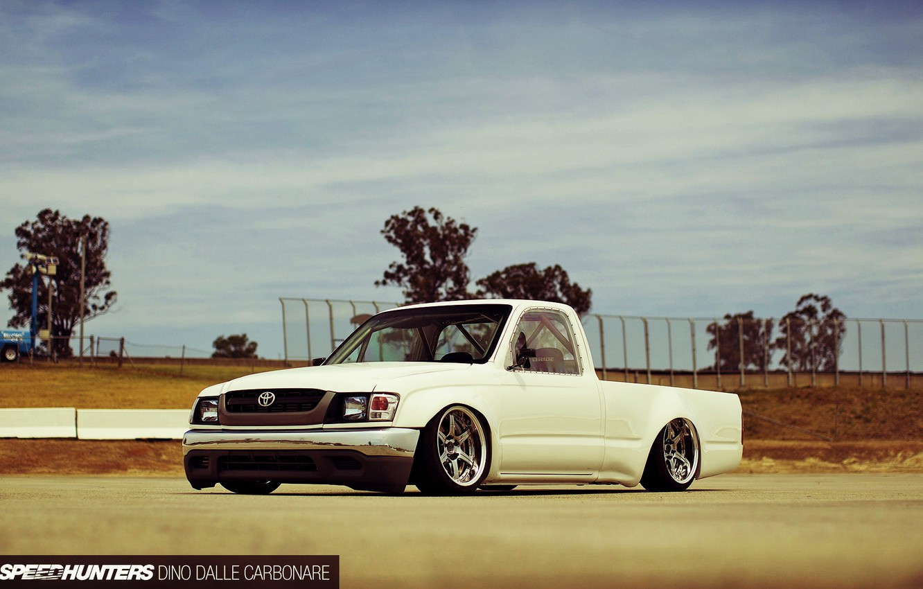 Wallpaper Toyota Car Hilux White Tuning images for desktop 1332x850