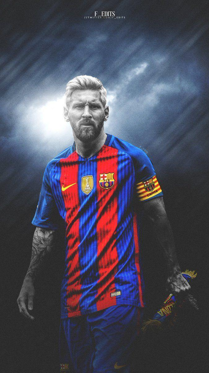 Lionel Messi 2017 Wallpapers 675x1200