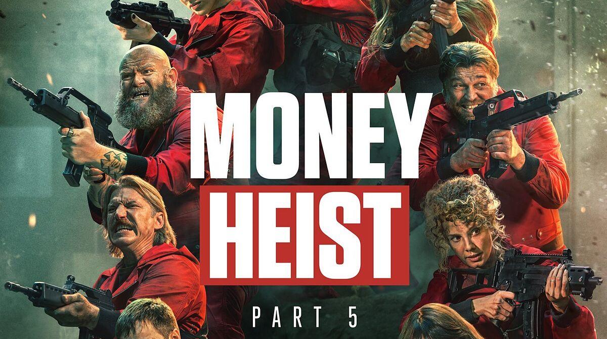Money Heist Season 5 Release date trailer cast on Netflix Marca 1200x671