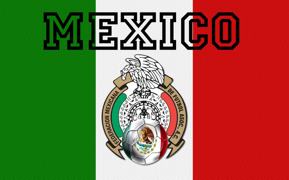Worldcup Mexico Soccer by TechII 1131x707
