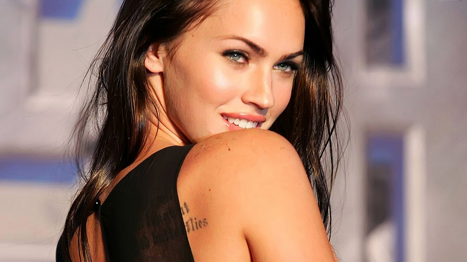 Hollywood All Stars Megan Fox Hd Wallpapers 2012 1600x900