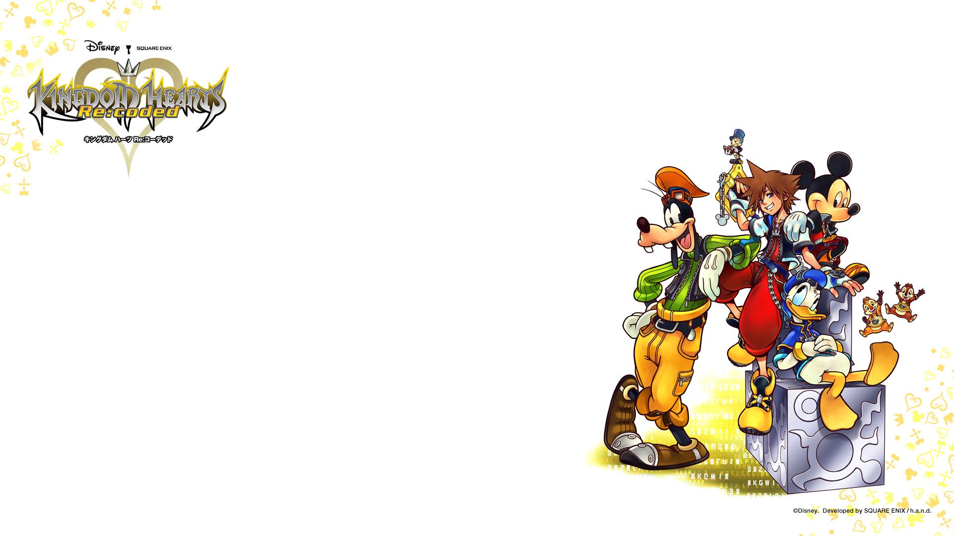 Free Download More Kingdom Hearts 2 Wallpapers Kingdom Hearts 2