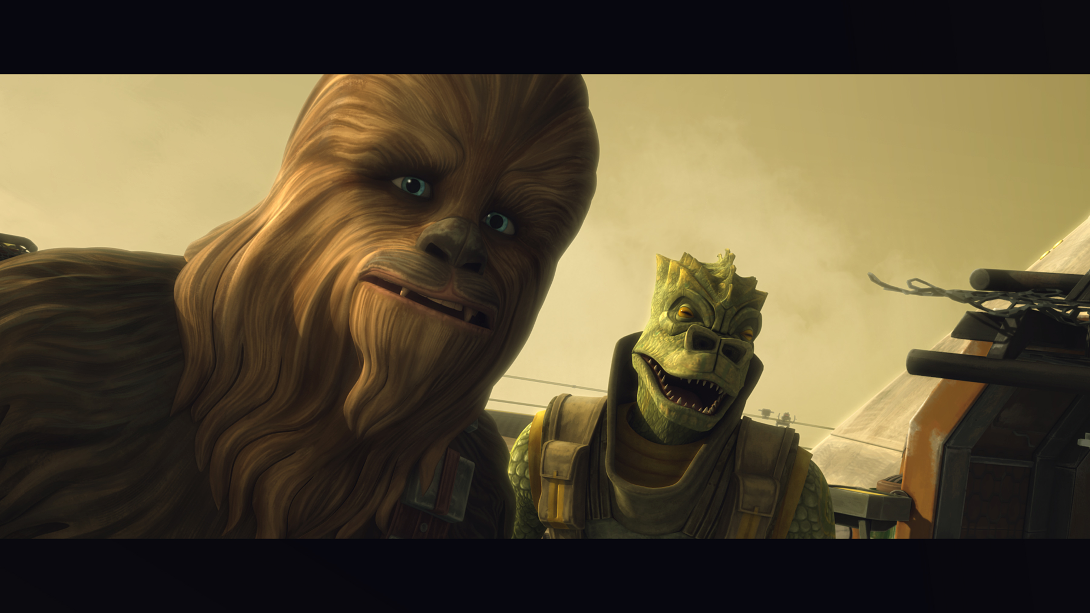 Chewbacca Wallpapers 3600x2025
