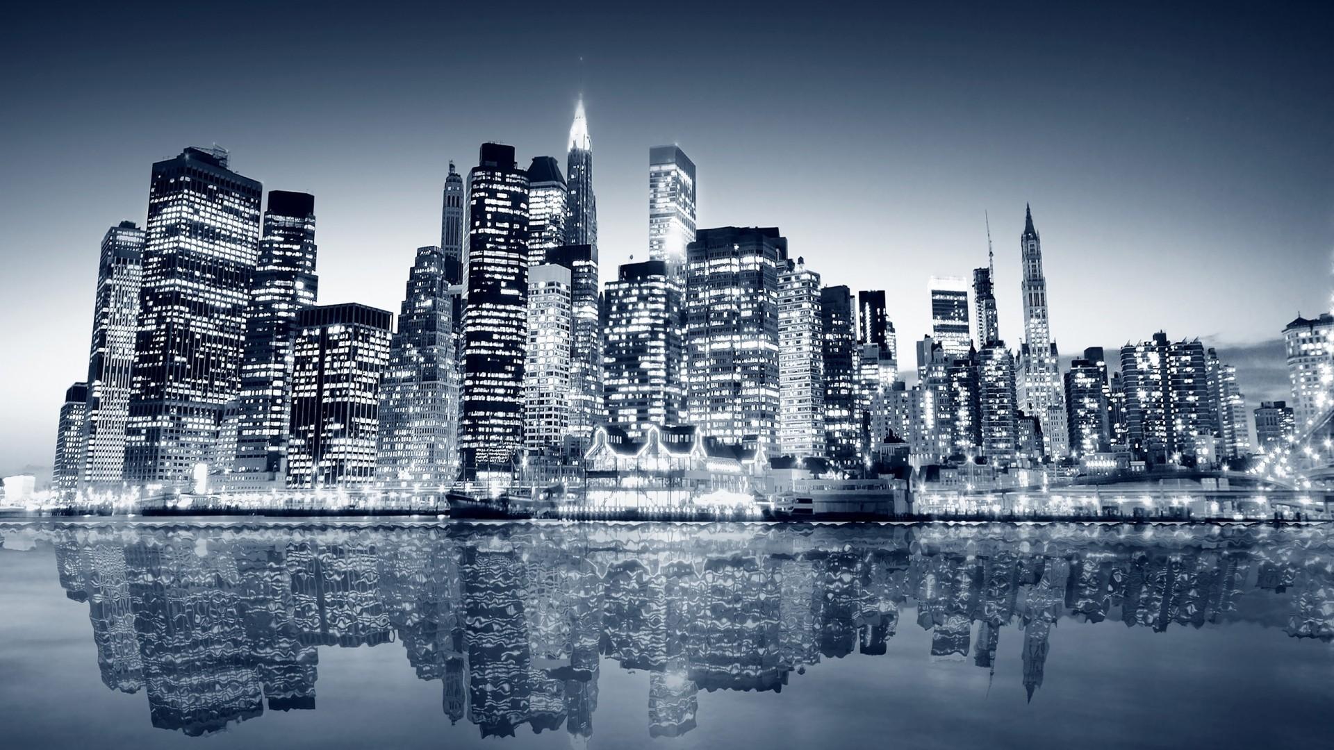 Cool Pictures New York City HD Wallpaper of City   hdwallpaper2013com 1920x1080