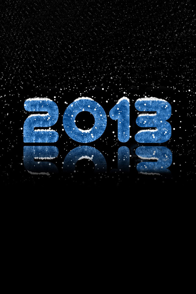 new year 2013 4 iphone wallpapers background and iphone 4 wallpapers 640x960
