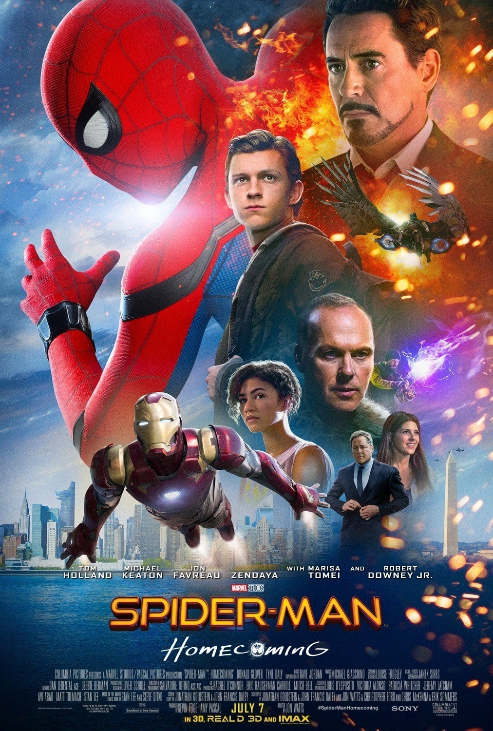 Spider Man Homecoming   IGN 1012x1500