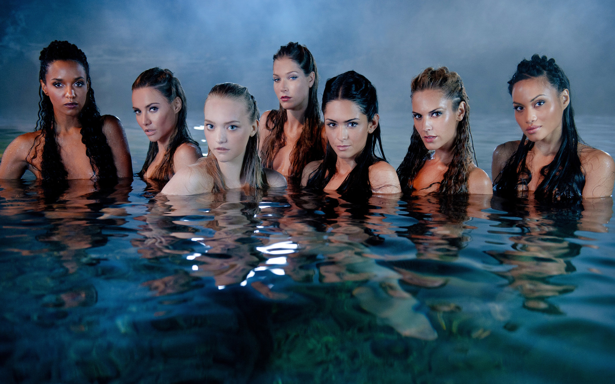 Mermaids in Pirates of the Caribbean Wallpapers HD Wallpapers 2560x1600