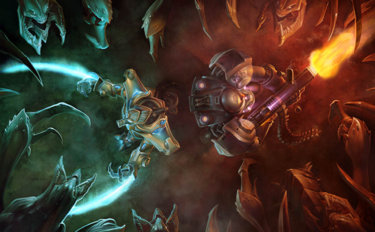League Of Legends Animated Wallpaper 1206x747