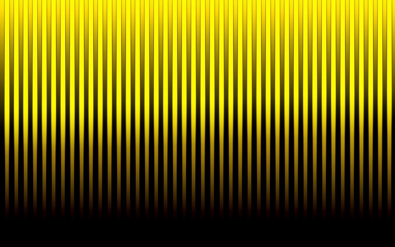 Yellow Stripe Wallpaper: Yellow And Black Wallpaper