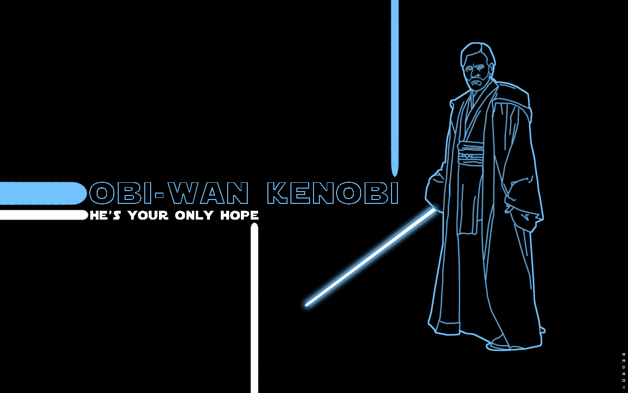 Obi Wan Kenobi   Obi Wan Kenobi Wallpaper 36346593 1280x800