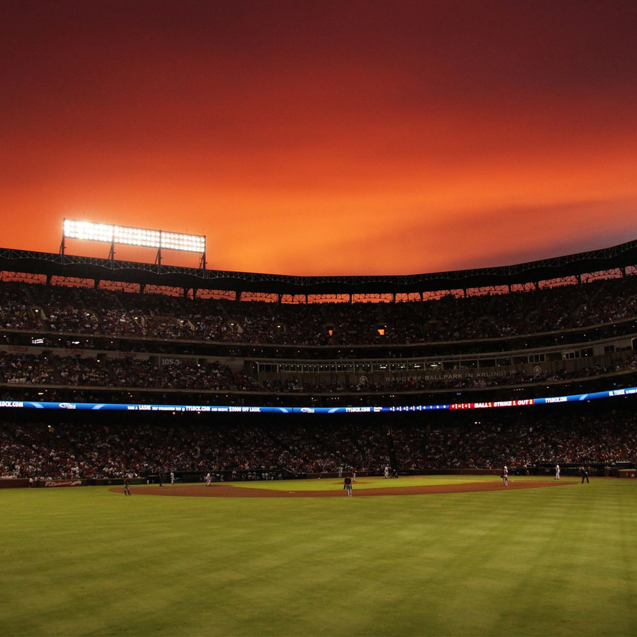 Baseball Stadium Wallpaper   wallpapers pic iPad Wallpaper Gallery 2048x2048