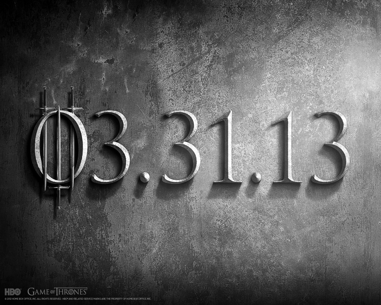 1280x1024 Game of Thrones Season 3 desktop PC and Mac wallpaper 1280x1024