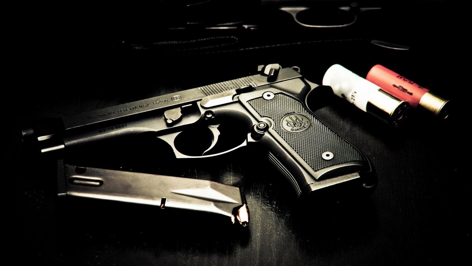 23 HD Pistol Gun Wallpapers   HDWallSourcecom 1600x900