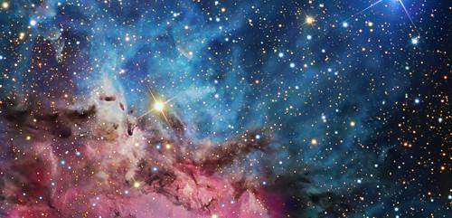 Blue Galaxy Wallpaper Tumblr Galaxy blue pink purple star