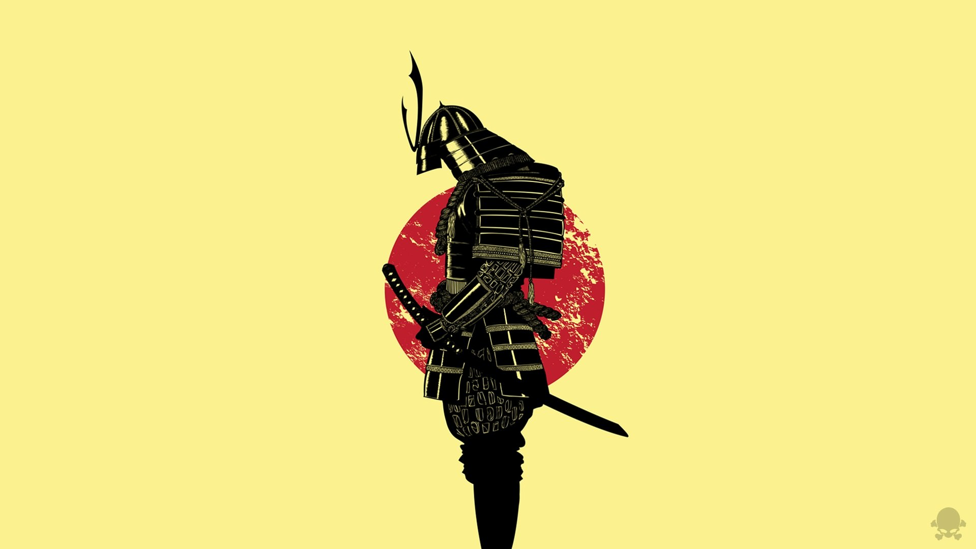 Free Download Black Samurai Warrior Wallpaper Digitalartio
