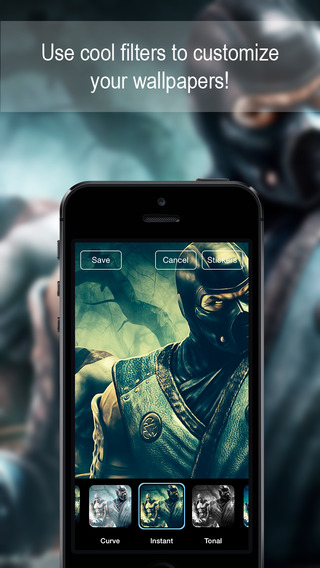 Wallpapers for Mortal Kombat HD on the App Store 320x568