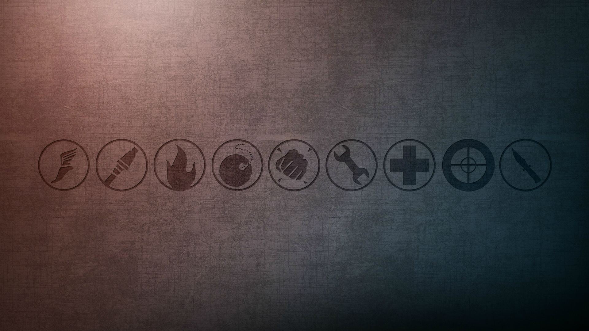 Team Fortress 2 minimalism video games HD wallpaper Wallpaper 1920x1080