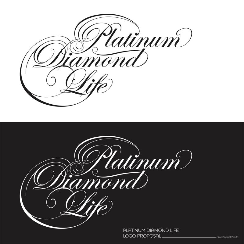 Diamond Life Logo Wallpaper Platinum diamond life by 800x800