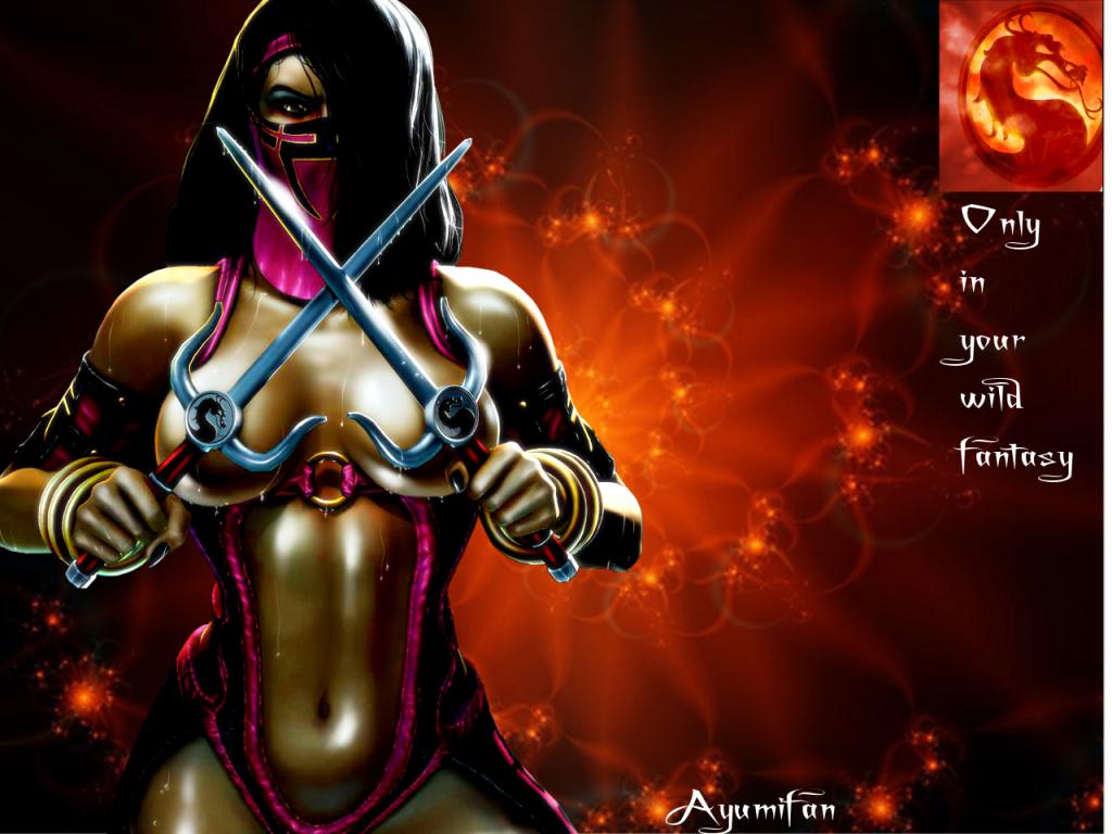 Mileena Mortal Kombat X Wallpaper - WallpaperSafari