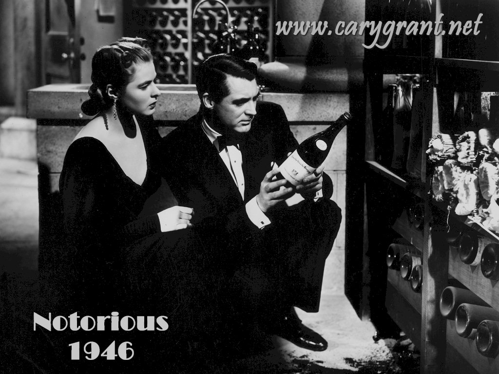 Notorious   Classic Movies Wallpaper 26854688 1024x768