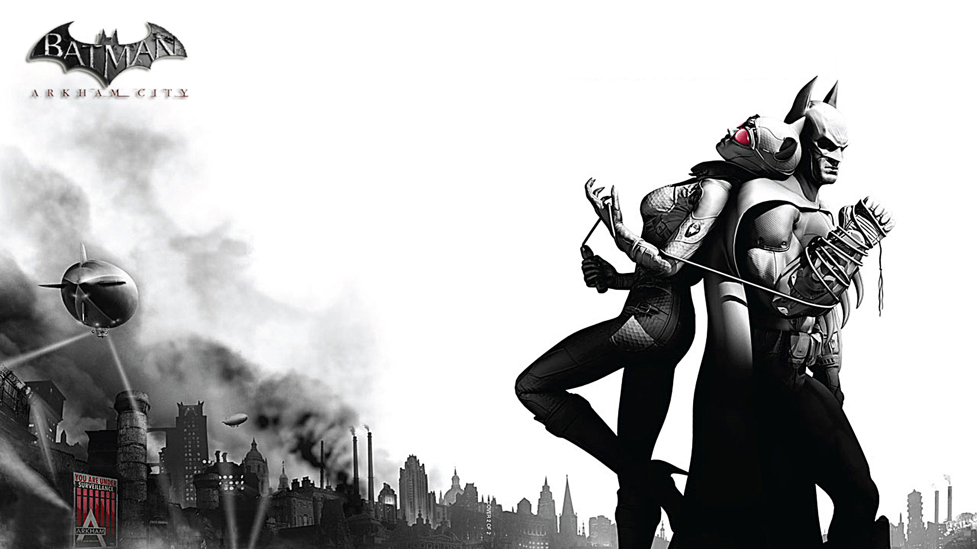 Batman Arkham City Wallpaper 1 1920x1080
