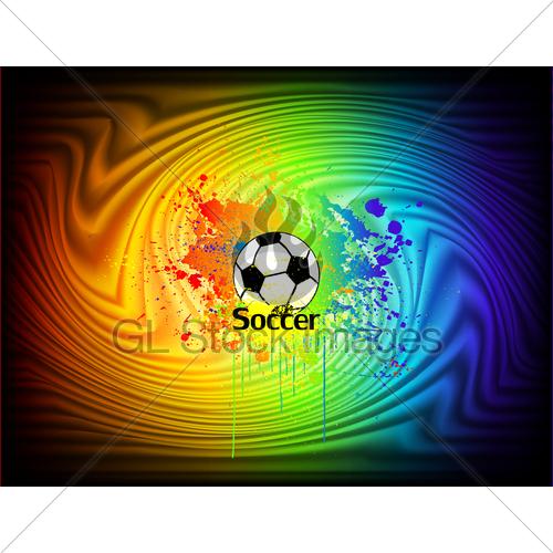46 Cool Soccer Ball Wallpaper On Wallpapersafari