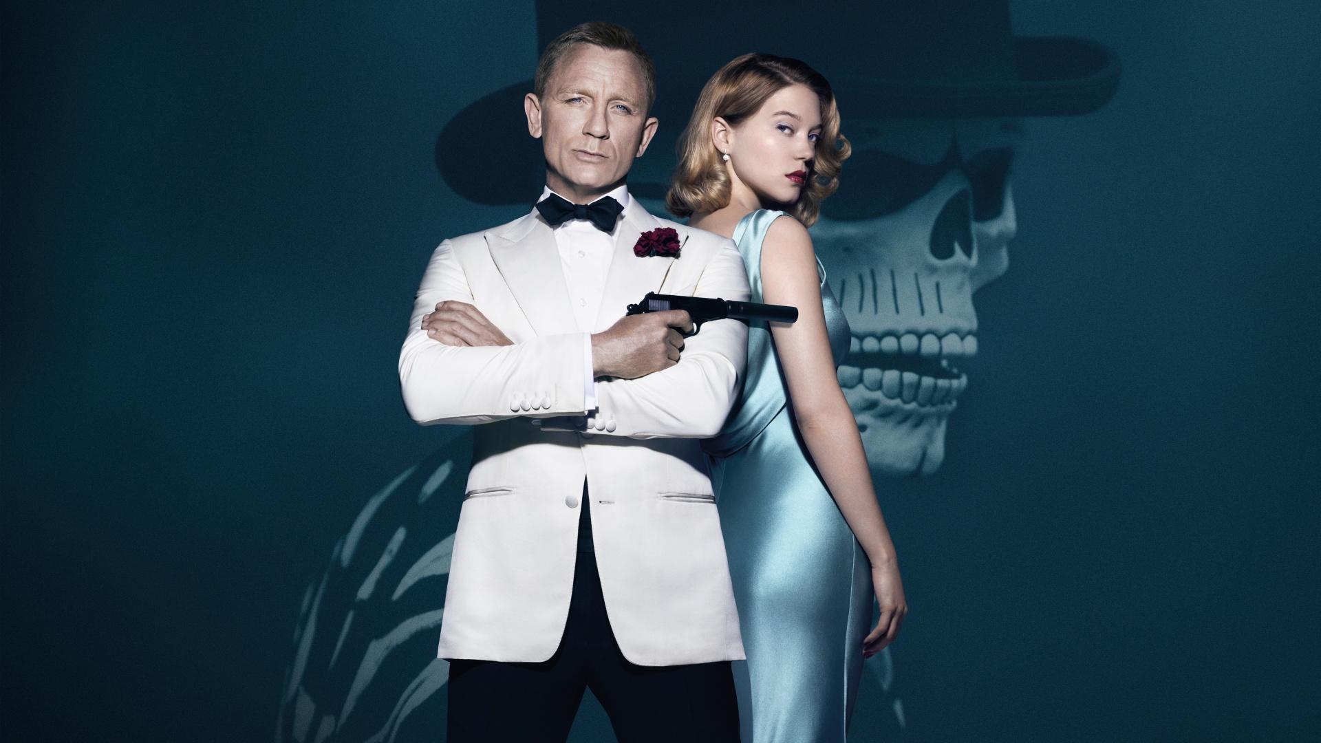 James Bond Spectre wallpapers 1920x1080