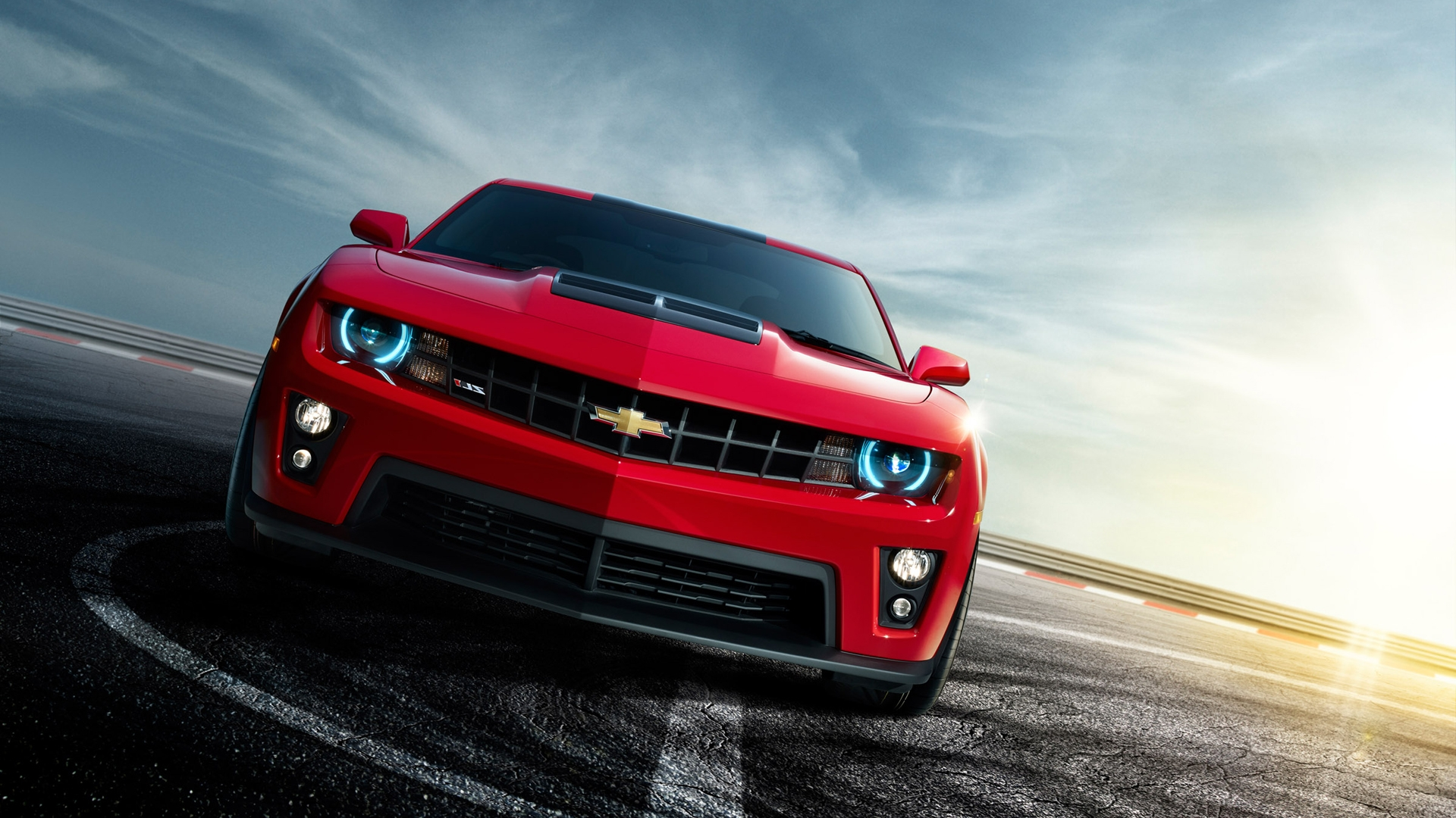Top Hd Wallpapers Cars Wallpapers Desktop Hd: Camaro ZL1 Wallpapers HD