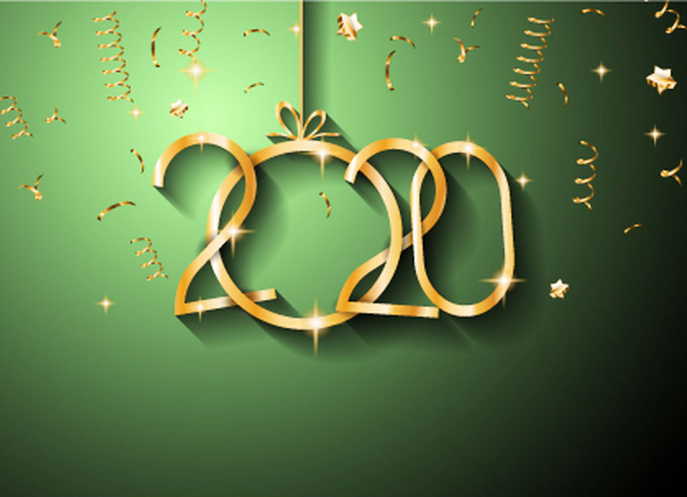 Happy New Year 2020 Images HD Wallpapers Pictures 980x709