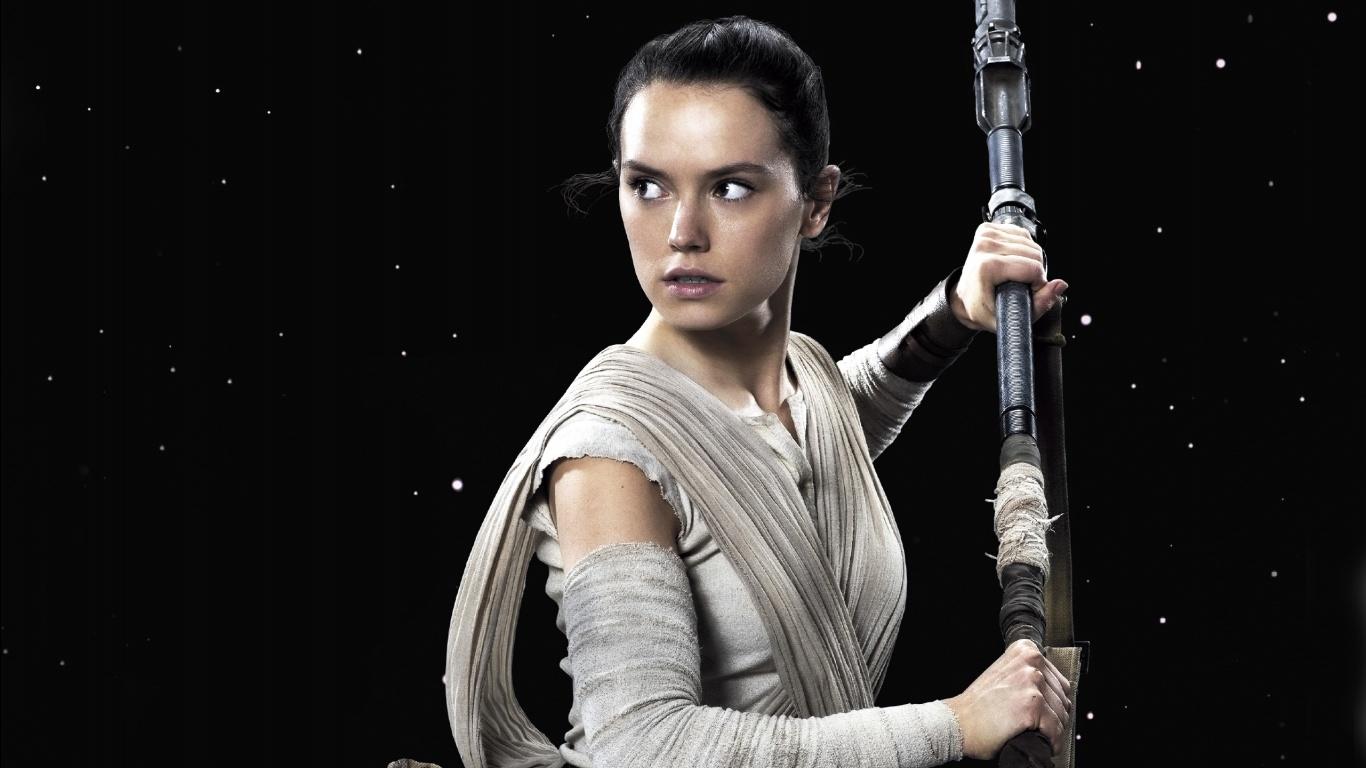 Star Wars Episode VII The Force Awakens Kylo Ren Stormtrooper 1366x768
