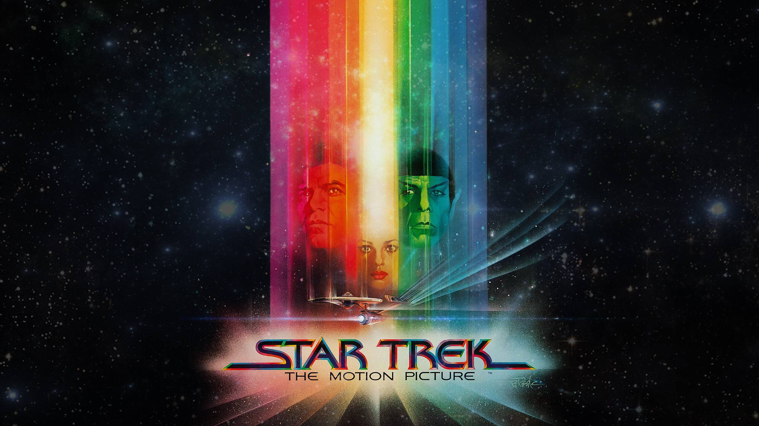 Star Trek The Motion Picture Movie Wallpapers 2560x1440