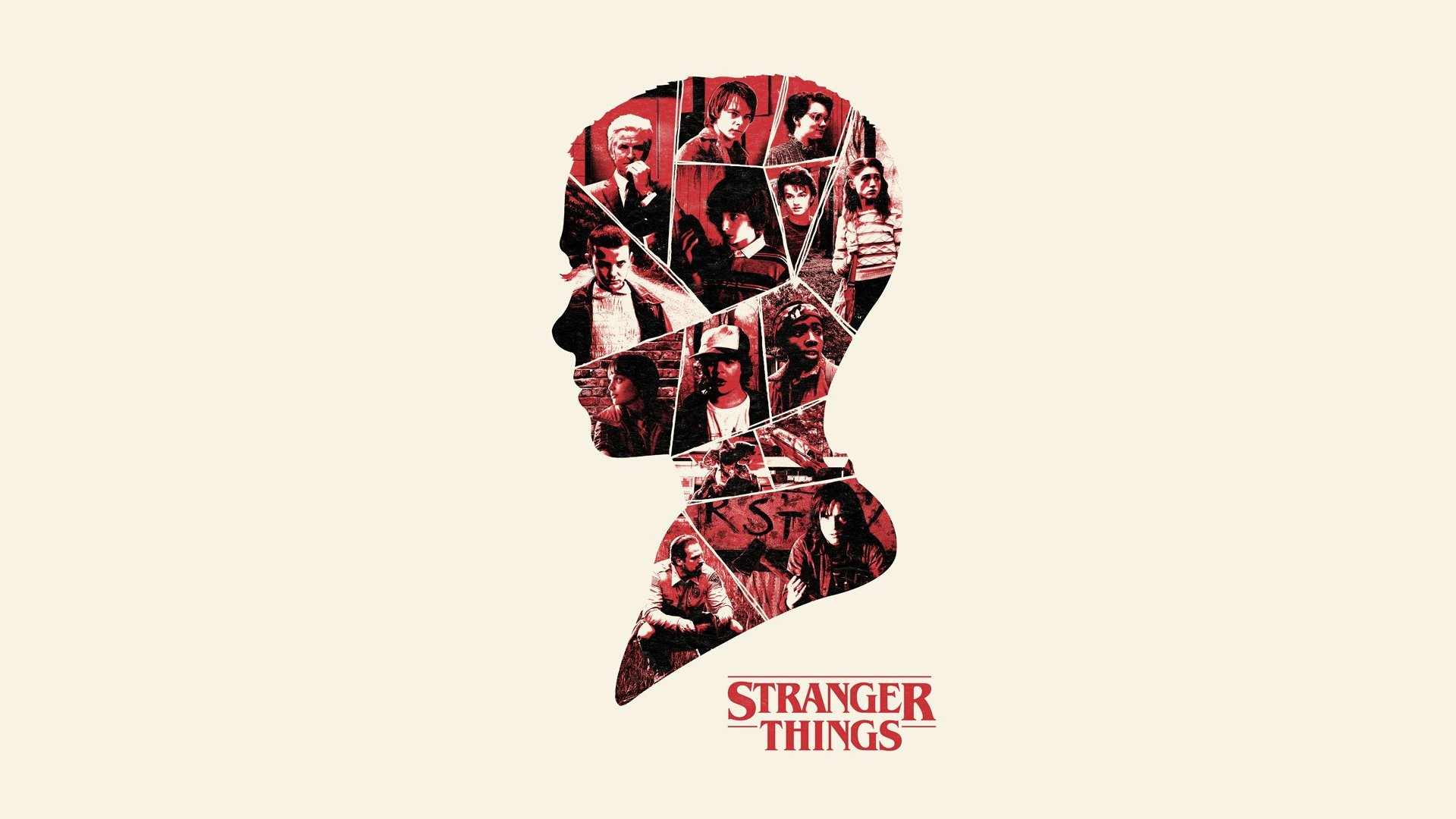 Stranger Things [TV Series] Wallpaper HD 1920x1080