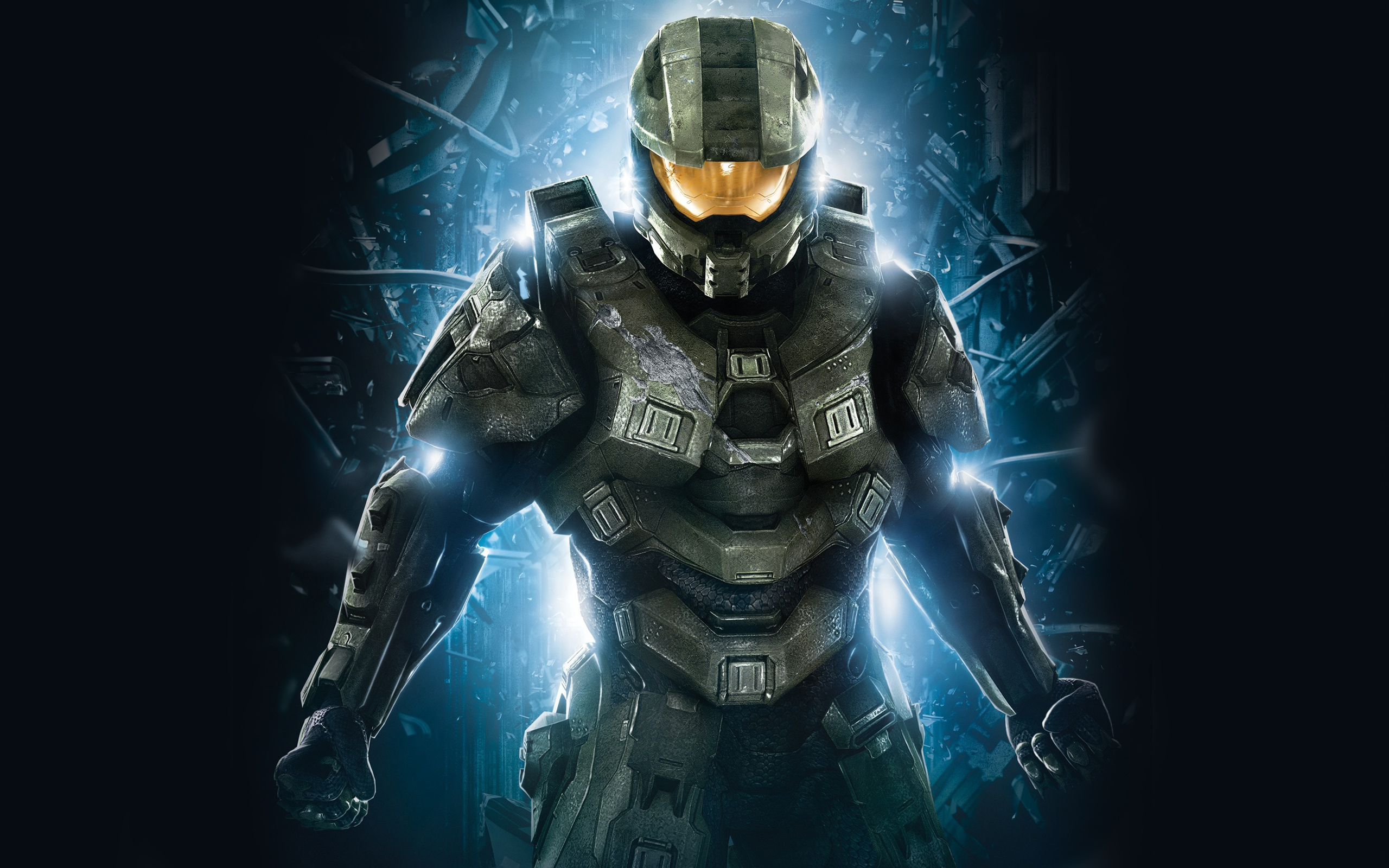 Master Chief in Halo 4 Wallpapers HD Wallpapers 2560x1600