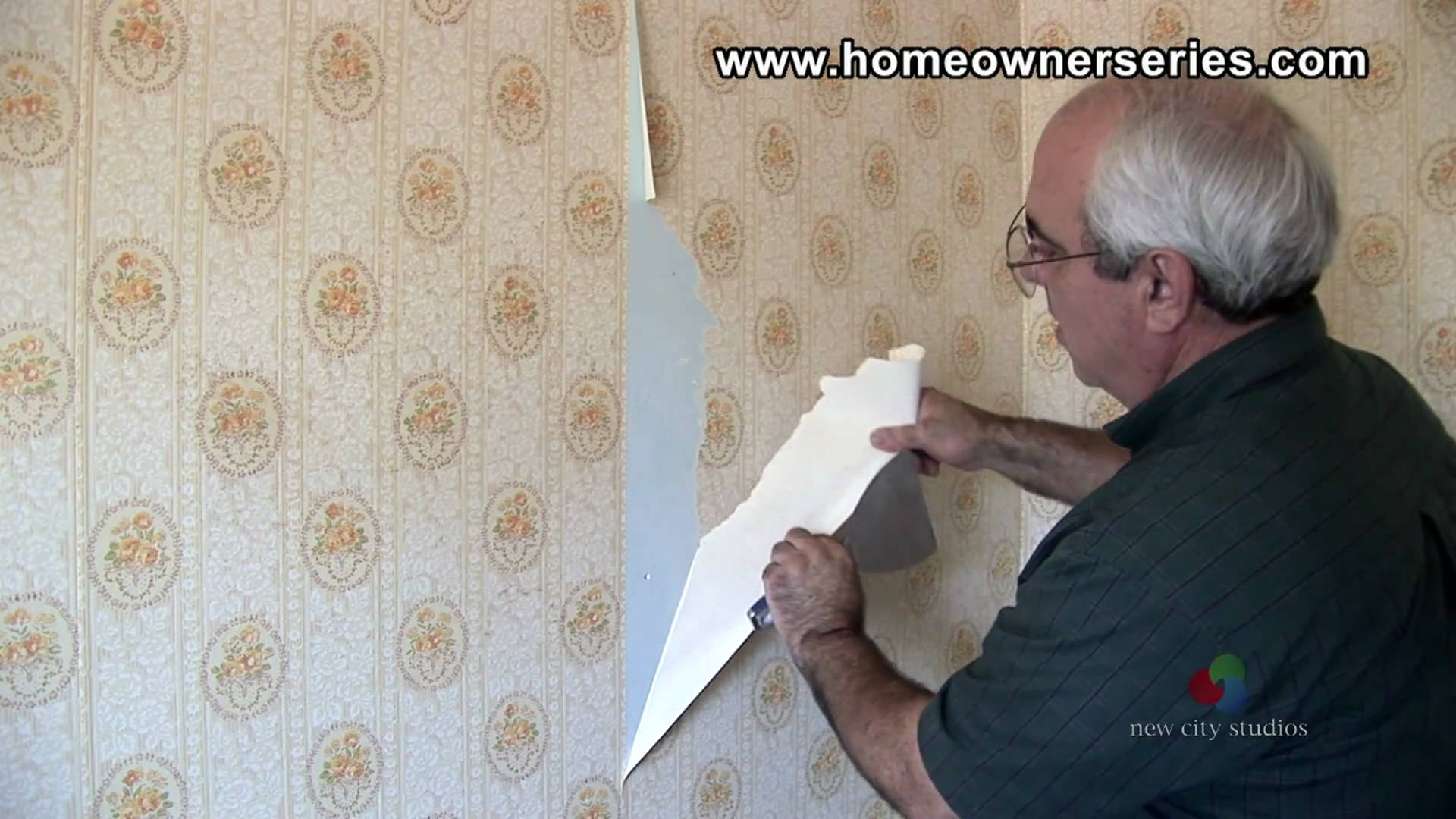 How to Fix Drywall   Removing Wall Paper   Drywall Repair 1920x1080