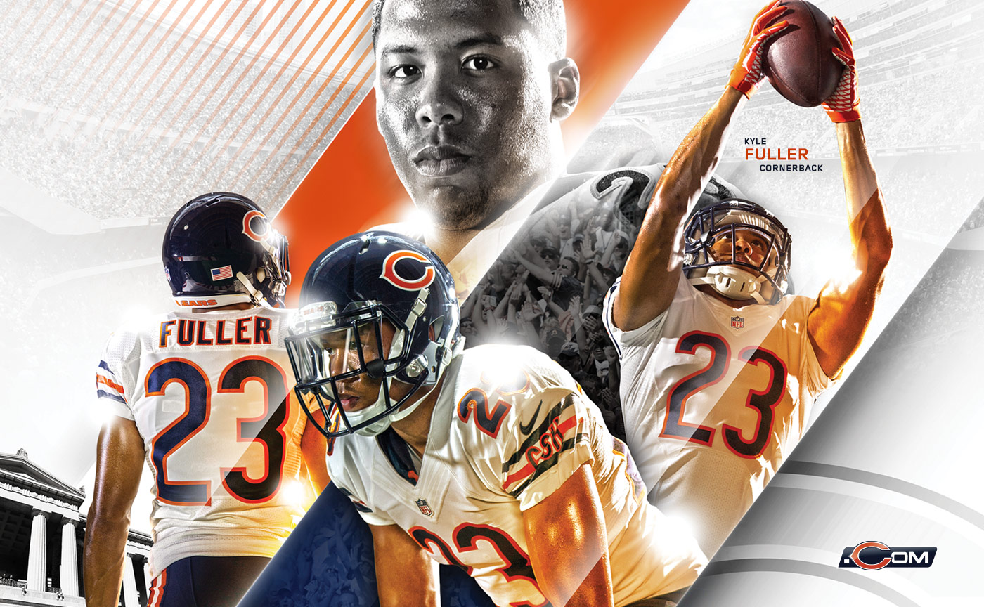 47 Chicago Bears Desktop Wallpaper 2015 On Wallpapersafari